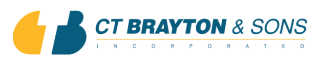CT Brayton & Sons, Inc. General Contractors and Construction Management