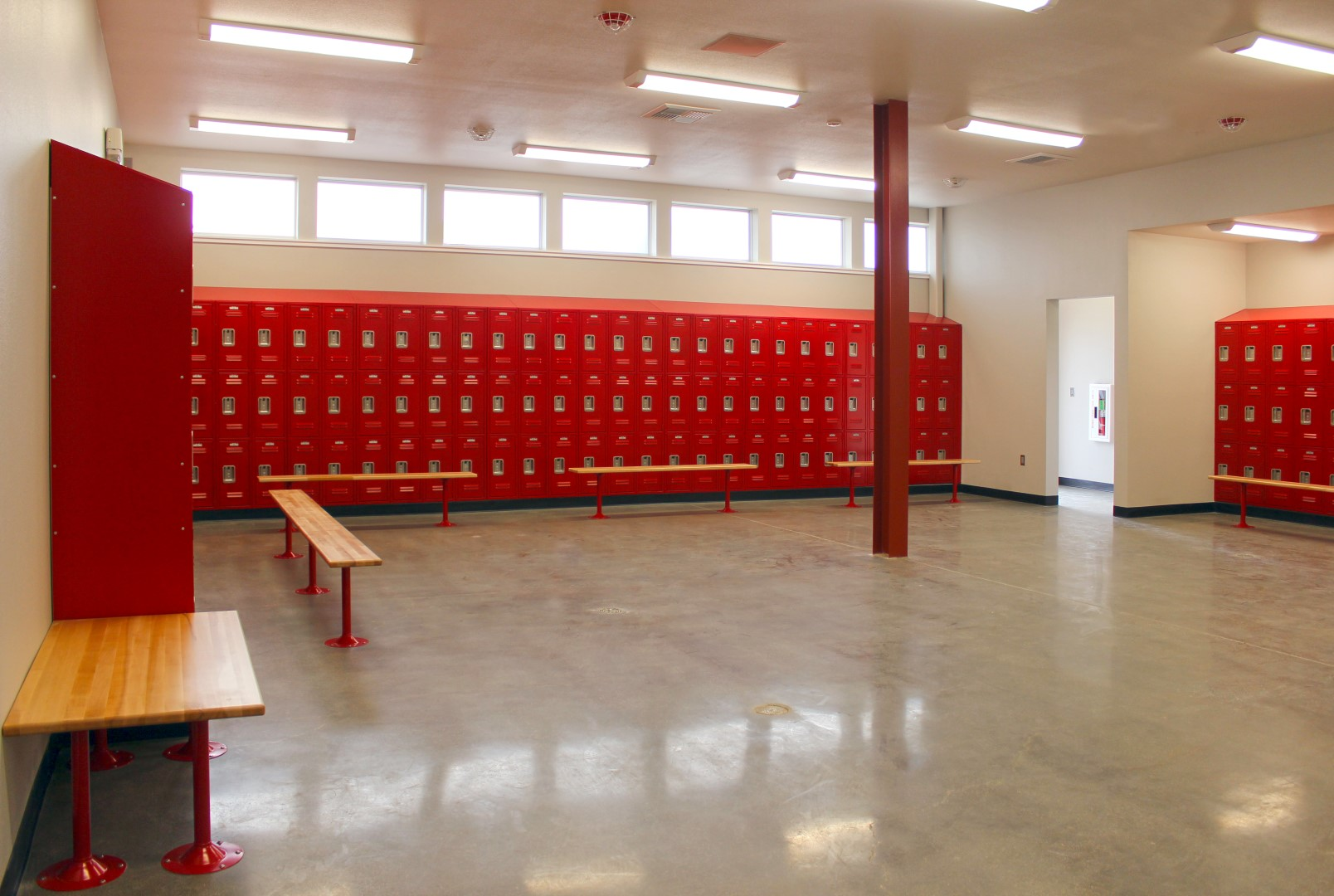 Charming Gustine High School Locker Rooms Home Design Ideas
